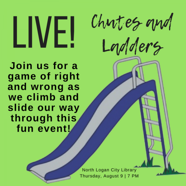 Live! Chutes and Ladders