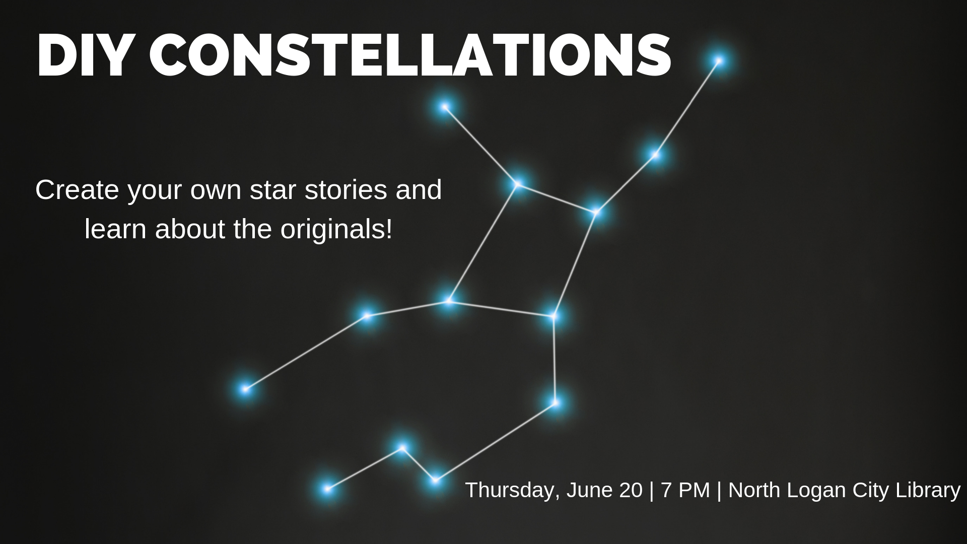DIY Constellations