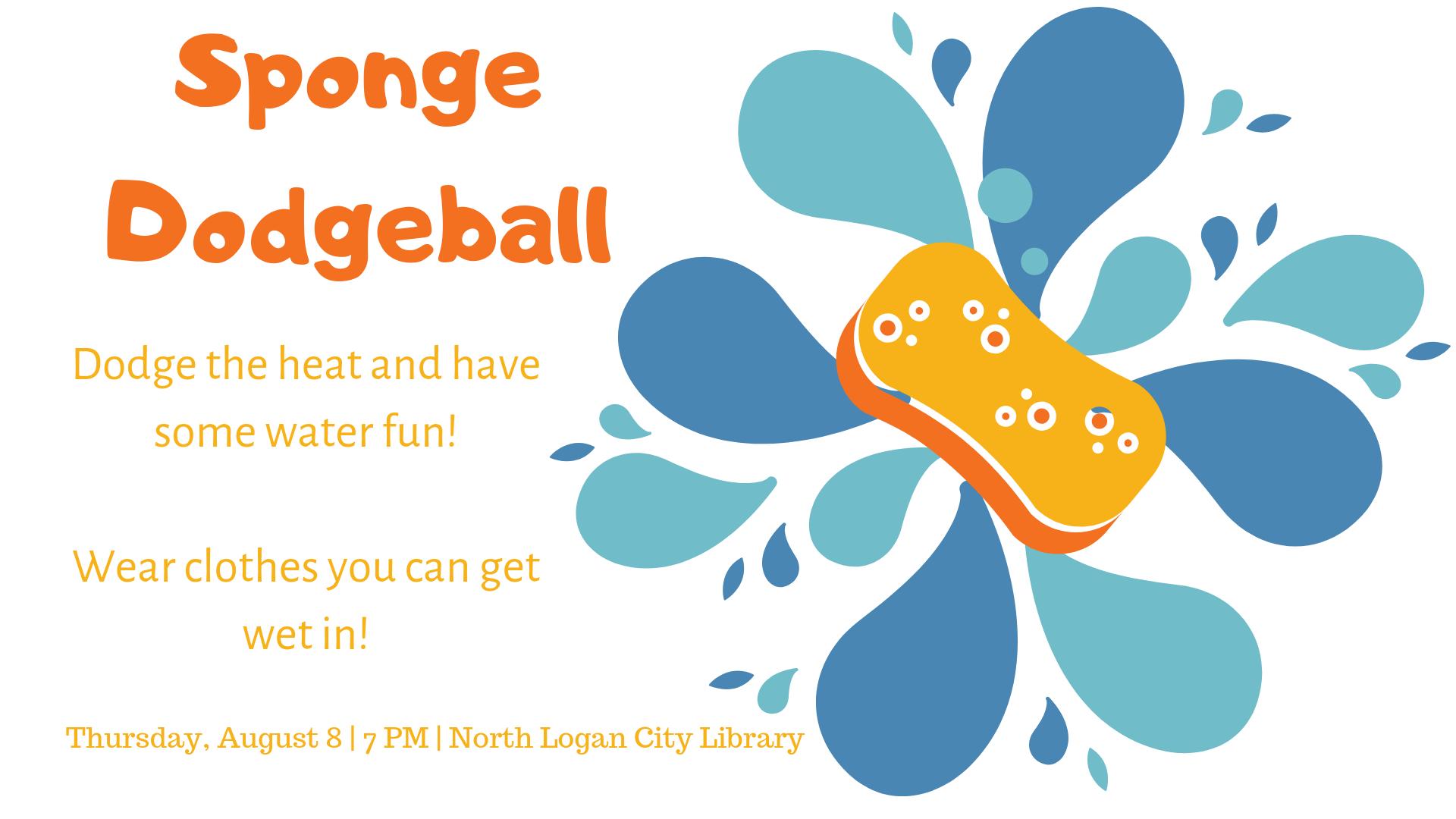 Sponge Dodgeball