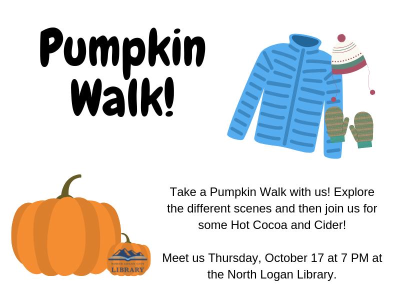 Pumpkin Walk Event