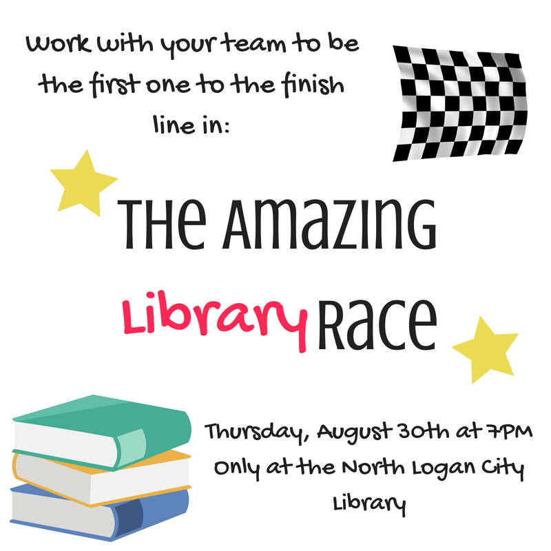 The Amazing Library Race