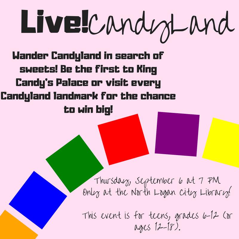 Live! Candyland