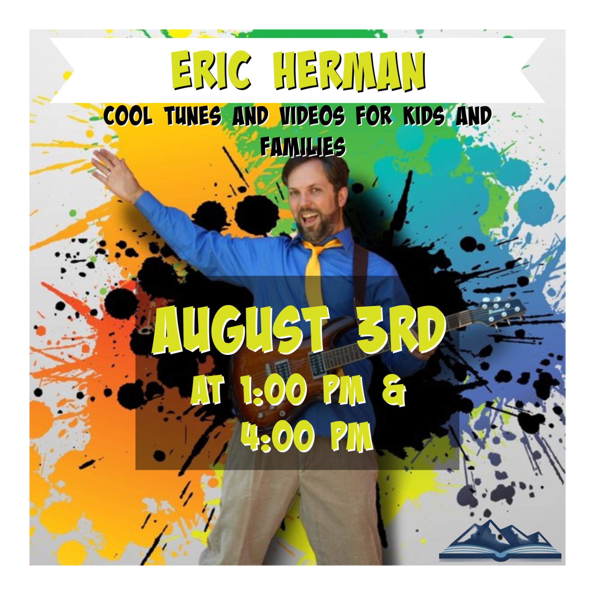 Eric Herman Music Concert
