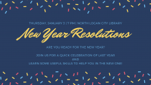 Teen New Year Resolutions