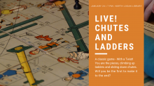 LIVE!Chutes and Ladders