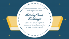 Teen Holiday Book Exchange
