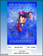 Watch Mary Poppins Returns on the big Screen!