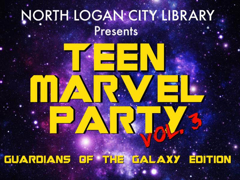 Teen Marvel Patry Vol. II